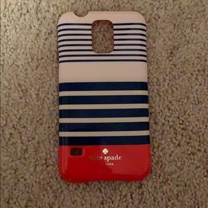 Kate Spade Samsung Galaxy S5 Phone Case